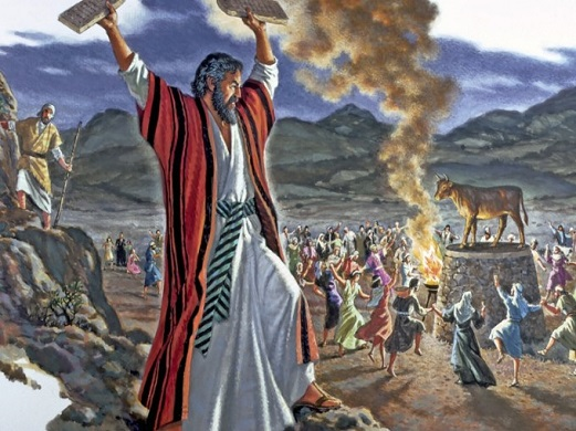 Israelites Polluting True Shavuot