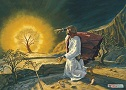 Moses and Burning Bush