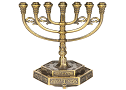 Menorah -- Symbol of the Church